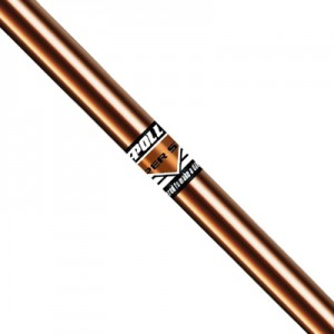 Apollo Copper Stepless Steel Iron Golf Shafts